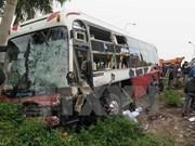 Disminuyen accidentes de tránsito en Vietnam