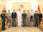 Vietnam y Australia impulsan cooperación en defensa