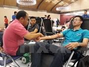 Programa de donación de sangre en Vietnam logra resultado récord en la quinta edición