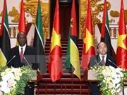 Vietnam y Mozambique deciden robustecer sus lazos