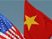 Delegación de Universidad Nacional de Defensa de EE.UU. visita Vietnam