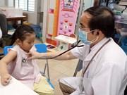 Programa de caridad salva a 400 niños con cardiopatías en provincia vietnamita