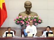 Premier vietnamita llama a construir bases de datos abiertas en localidades