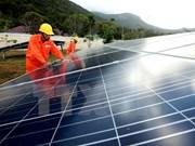 Construirán gran planta de energía solar en provincia sudvietnamita