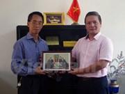 Agencia Vietnamita de Noticias contribuye al robustecimiento de lazos Vietnam- Argelia