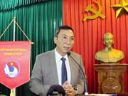 Representante vietnamita elegido como miembro del comité ejecutivo de Confederación Asiática de Fútbol