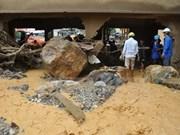 Premier vietnamita ordena superación de consecuencias de desastres naturales