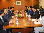 Vicepremier vietnamita sostiene encuentros bilaterales en Manila