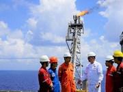 PetroVietnam produce 9,23 millones de toneladas de petróleo en siete meses