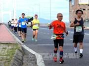 Cinco mil corredores participan en Maratón Internacional Da Nang 2017
