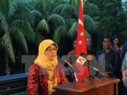 Halimah Yacob renuncia al cargo de presidenta del Parlamento singapurense