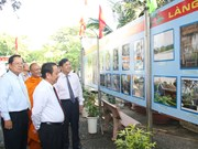 VNA realiza exposición fotográfica por aniversario 50 de ASEAN