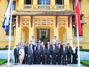 Vietnam celebra medio siglo de fundación de ASEAN con ceremonia simbólica