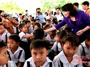 Programa lácteo escolar mejora nutrición de alumnos vietnamitas