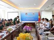 Vietnam intensifica intercambio de experiencias sobre misiones de paz de la ONU