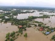 Inundaciones causan estragos en Tailandia