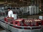 Índice de Producción Industrial de Vietnam registra leve aumento