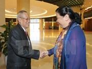 Elevan eficiencia de cooperación parlamentaria entre Vietnam y Camboya