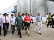 Laos aspira a incremento de inversiones de Vinamilk