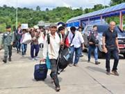 Tailandia no prorroga plazo de registro para trabajadores extranjeros ilegales
