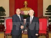 Fortalecen nexos partidistas Vietnam-Camboya
