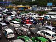 Ciudad Ho Chi Minh establece sistema de control inteligente de tránsito