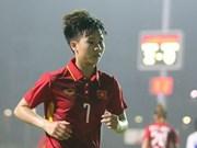 FIFA destaca desempeño de centrocampista vietnamita Nguyen Thi Tuyet Dung