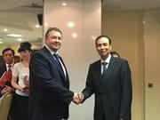 Hanoi desea robustecer relaciones multisectoriales con capitales de países europeos