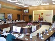 Comité Permanente del Parlamento de Vietnam analiza ley de defensa