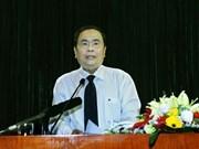 Presidente del Frente de Patria de Vietnam aboga por estrechar nexos con Laos
