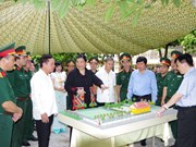 Provincia de Hoa Binh preserva símbolo de amistad Vietnam – Laos