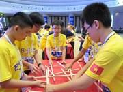 Vietnam logra buenos resultados en Olimpiada Mundial de Matemática