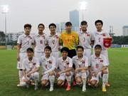 Selección femenina de fútbol de Vietnam aspira al oro en SEA Games 29