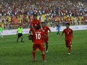Myanmar derrota a Singapur en primer partido de fútbol de SEA Games 29