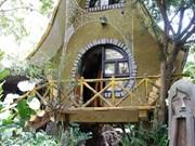 Hotel Crazy House en Da Lat, maravilla mundial de Vietnam