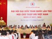 Reconocen contribuciones de la Cruz Roja de Vietnam