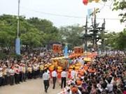 Unos 100 mil feligreses acuden al Festival religioso de La Vang en Vietnam