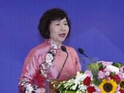 Destituyen a Ho Thi Kim Thoa de su cargo de viceministra de Industria y Comercio