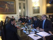 Presentan Grupo de Diputados de Amistad Argentina -Vietnam