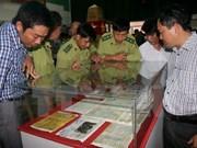 Exhiben en provincia survietnamita muestras de soberanía marítima nacional
