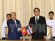 Vietnam y Tailandia comprometidos a elevar intercambio comercial a 20 mil millones de dólares para 2020