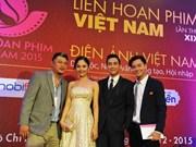 Amplio abanico de actividades en Festival de Cine de Vietnam