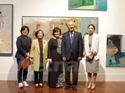 Muestra artística busca impulsar intercambio popular Vietnam- Sudcorea