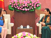 México solicita respaldo de Vietnam para cargo de presidente de IPU