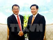 Vicepremier vietnamita respalda ampliación de negocios de grupo Kirin