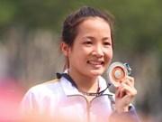 SEA Games 29: Otra medalla de plata para delegación de Vietnam