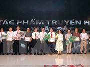 Agencia vietnamita de Noticias celebra primer festival de televisión