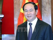 Presidente vietnamita urge a combatir ciberdelincuencia