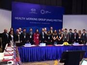 Economías de APEC aprecian contribuciones de Vietnam a sector de salud