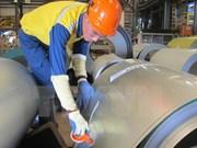Australia aplica impuesto antidumping a acero zincado de Vietnam